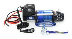 Superwinch Talon Series Off-Road Winch - Synthetic Rope - Hawse Fairlead - 9,500 lbs