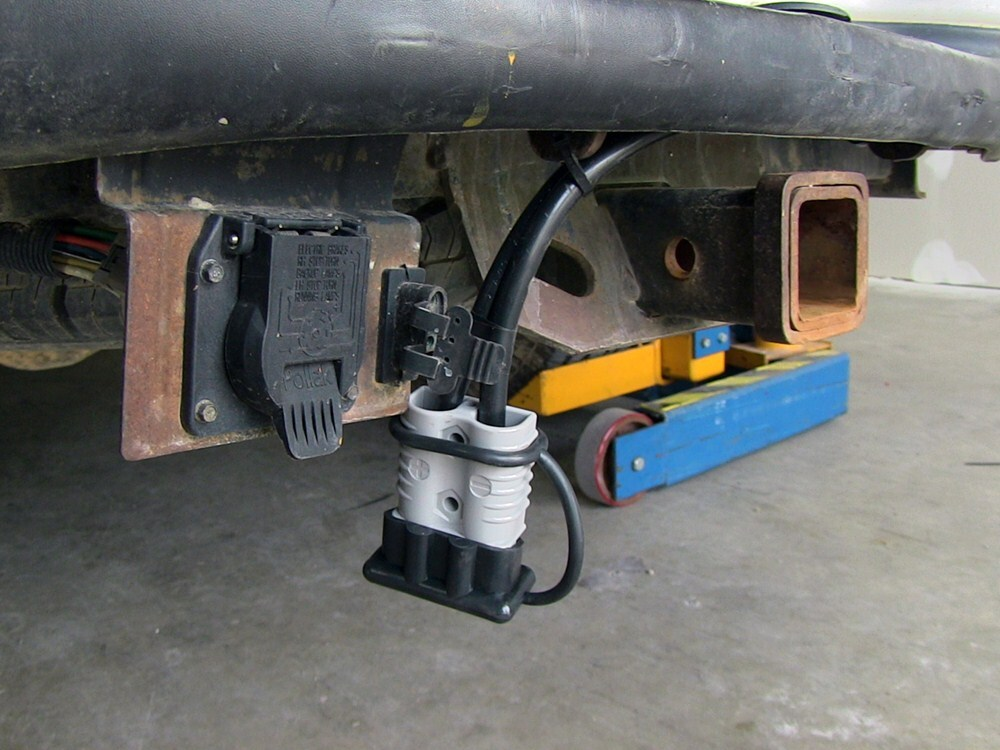 trailer and vehicle electric winch wiring kit  for up to
