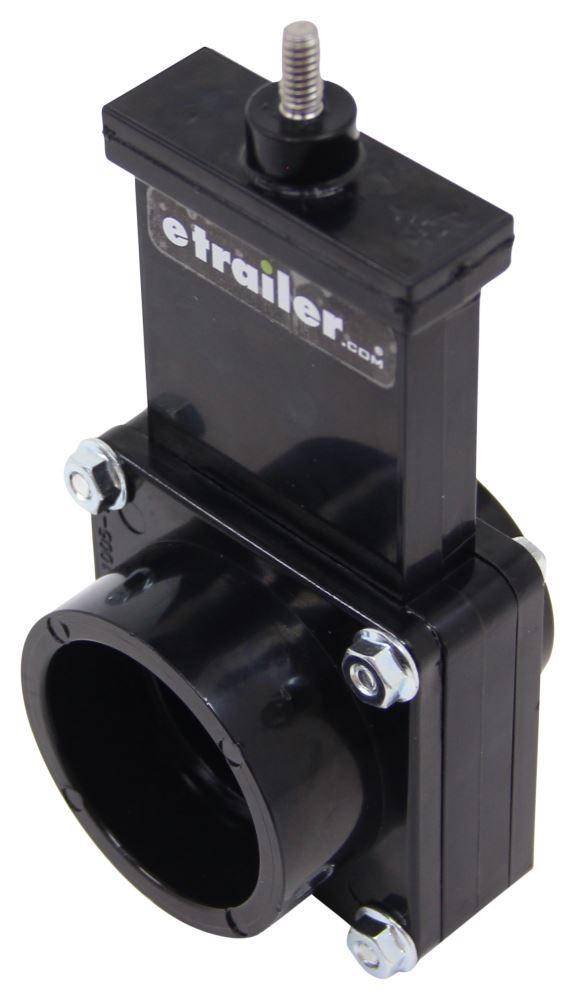 valterra waste valve for rv gray water tank 1 1 2 diameter spigot to hub valterra rv sewer. Black Bedroom Furniture Sets. Home Design Ideas