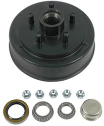 Titan 5 on 4-1/2 Complete Hub-and-Drum Assembly - Hydraulic Brakes - 8-1/2""