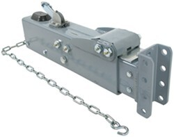 Titan Adjustable-Channel Brake Actuator - Painted - Drum - Weld On - 20,000 lbs