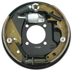 "Titan Free-Backing Hydraulic Trailer Brake Assembly - 10"" - Left Hand"