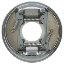 "Titan Hydraulic Drum Brake Assembly - Free Backing - Dacromet - 8-1/2"" - Right Hand - 3,000 lbs"