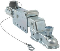 Titan Zinc-Plated Brake Actuator - Disc - Multi-Fit Ball - Bolt On - 6,000 lbs