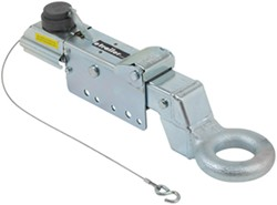 Titan Zinc-Plated Brake Actuator - Disc - Lunette Ring - Bolt On - 8,000 lbs