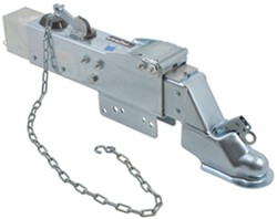 "Titan Zinc-Plated Brake Actuator w/ Drop, Electric Lockout - Disc - 2-5/16"" Ball - 20,000 lbs"