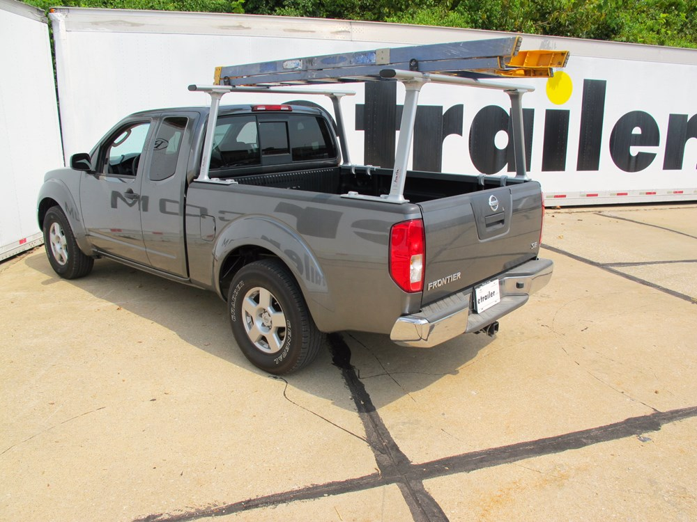 2003 nissan frontier ladder racks tracrac. Black Bedroom Furniture Sets. Home Design Ideas