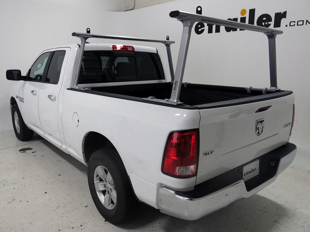 2014 ram 1500 tracrac tracone truck bed ladder rack. Black Bedroom Furniture Sets. Home Design Ideas