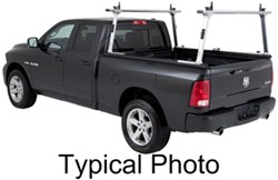 TracRac SR Sliding Truck Bed Ladder Rack for Dodge Ram and Ford Super Duty Pickups - 1,250 lbs