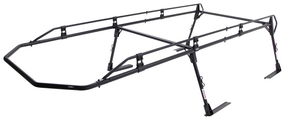 tracrac universal steel rac truck bed ladder rack w   over