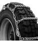 Titan Chain Snow Tire Chains w/ Cams - Ladder Pattern - V-Bar Link - 1 Pair