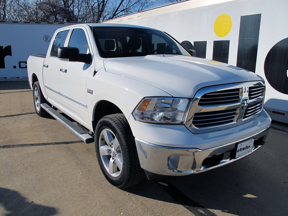 2013 Ram 1500 Timbren Rear Suspension Enhancement System