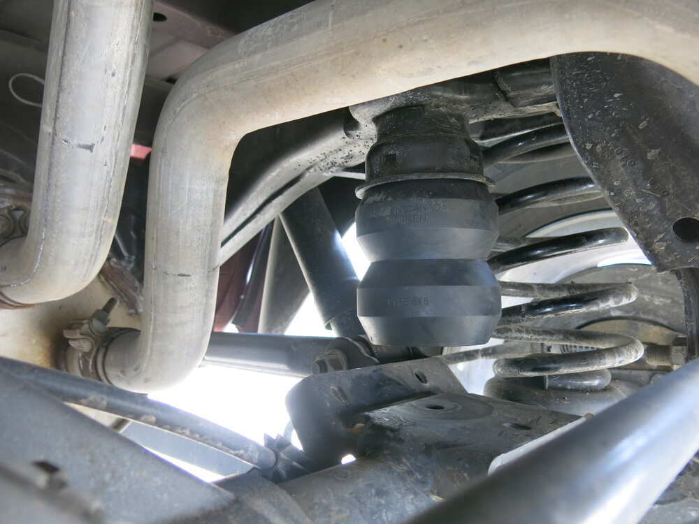 2012 Ram 1500 Vehicle Suspension Timbren