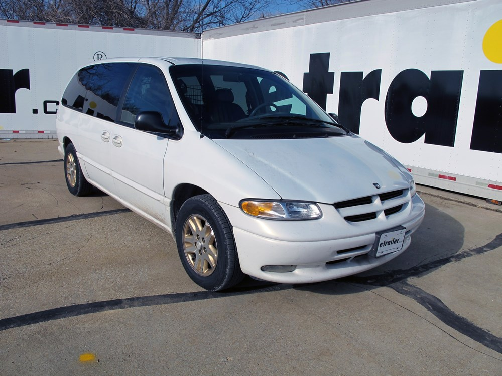 2003 Dodge Grand Caravan Vehicle Suspension Timbren