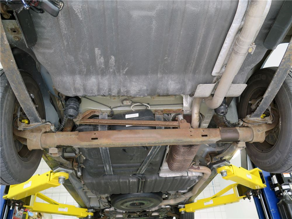 2005 Chrysler Town And Country Vehicle Suspension Timbren