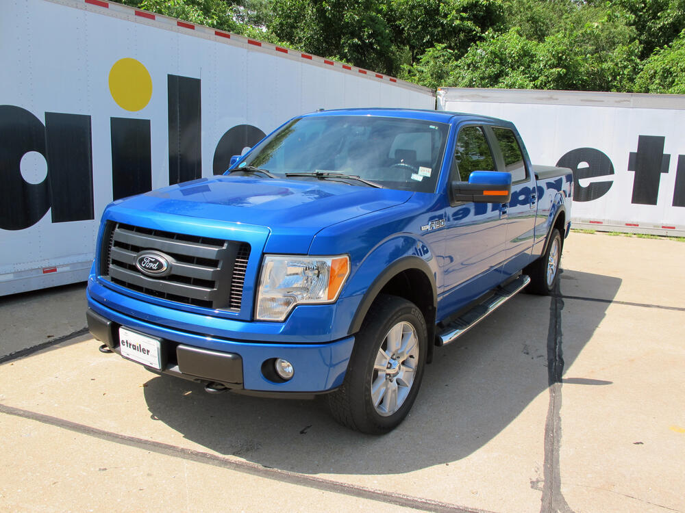 2009 Ford F 150 Timbren Rear Suspension Enhancement System