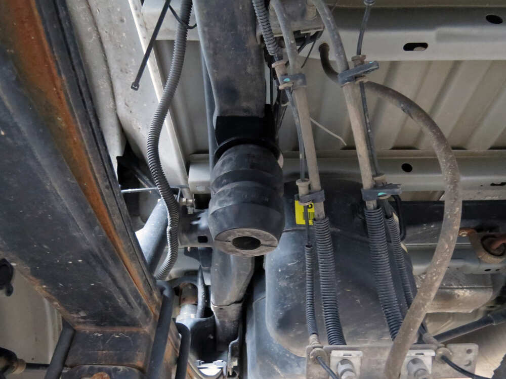 2012 Ford F 150 Timbren Rear Suspension Enhancement System