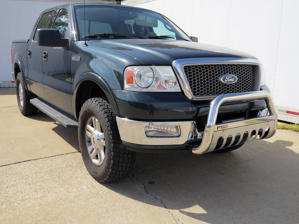2006 Ford F 150 Timbren Rear Suspension Enhancement System