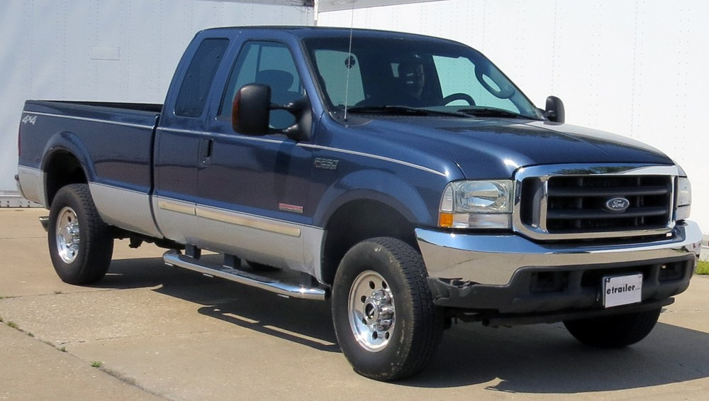2004 Ford F 250 And F 350 Super Duty Timbren Rear