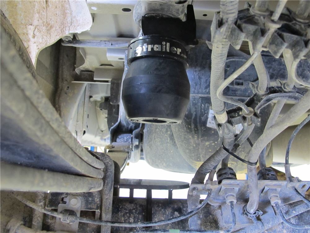 ford   timbren suspension enhancement system rear axle