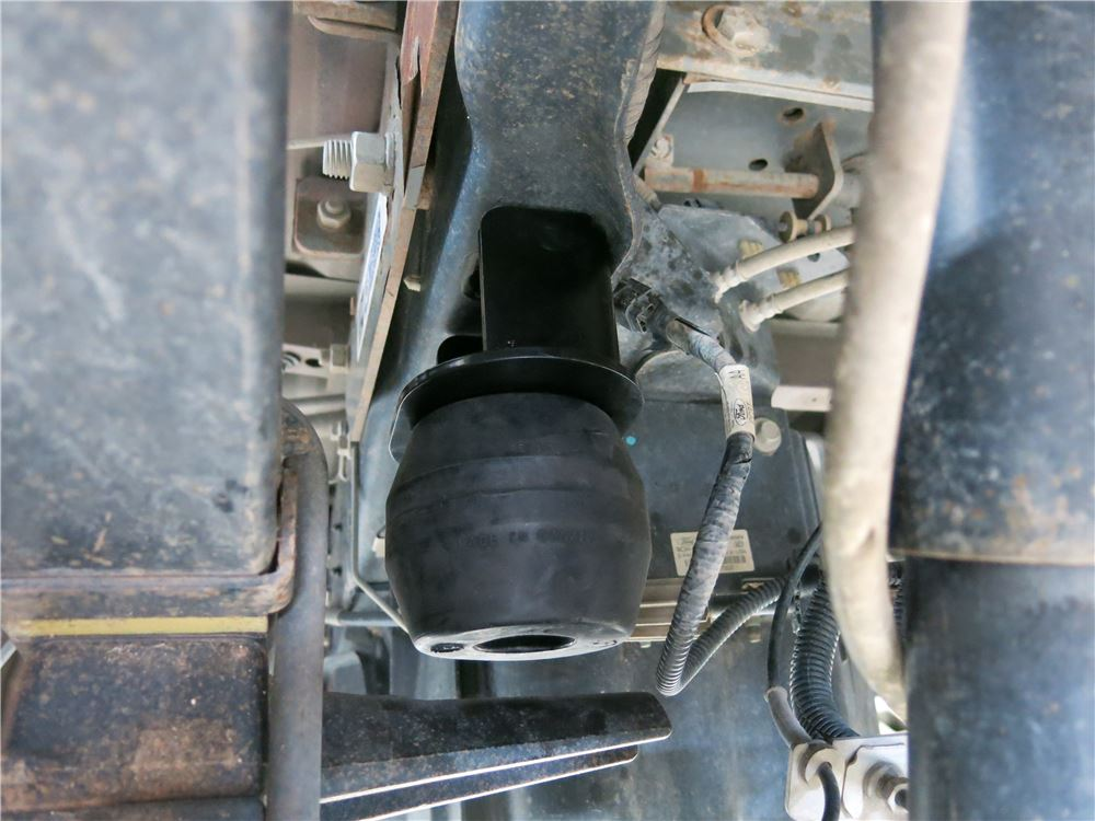 2006 Ford F 250 And F 350 Super Duty Timbren Rear