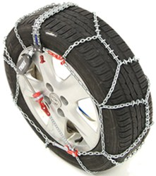 Thule Self-Tensioning Snow Tire Chains - Diamond Pattern - D Link - CS10 - Size 065