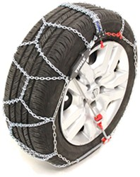 Thule Self-Tensioning Snow Tire Chains - Diamond Pattern - D Link - CS10 - Size 097