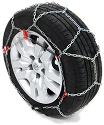 Konig Standard Snow Tire Chains - Diamond Pattern - D Link - CB12 - Size 097