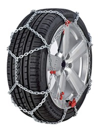 Thule Standard Snow Tire Chains - Diamond Pattern - D Link - XB16 - Size 245