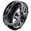 Thule Premium Self-Tensioning Snow Tire Chains - Diamond Pattern - D Link - K-Summit - Size K23