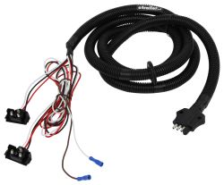 Replacement Wiring Harness for Thule Terrapin or Transporter Hitch Mounted Enclosed Cargo Carriers