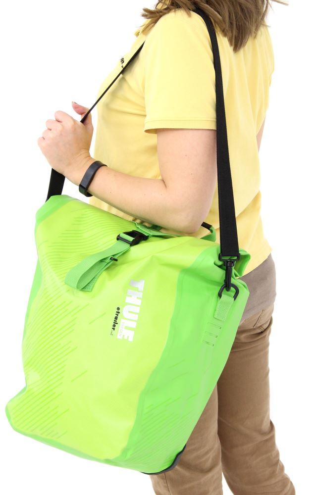 Thule Pack N Pedal Shield Pannier Bags For Bike Racks