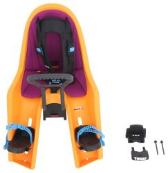 Thule RideAlong Mini Child Bike Seat - Front Mount - Orange
