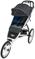 Thule Urban Glide Jogger - 1 Child - 6 Months and Up - Gray
