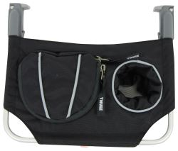 Cargo and Drink Holder for Thule Chariot 1-Child Strollers