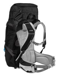Thule Capstone Hiking Pack for Men - 40 Liter - Black/Dark Shadow