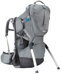 Thule Sapling Child Carrier Backpack for Hiking - Gray