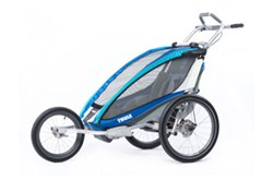 Thule CX Jogger and Stroller - 1 Child - Blue