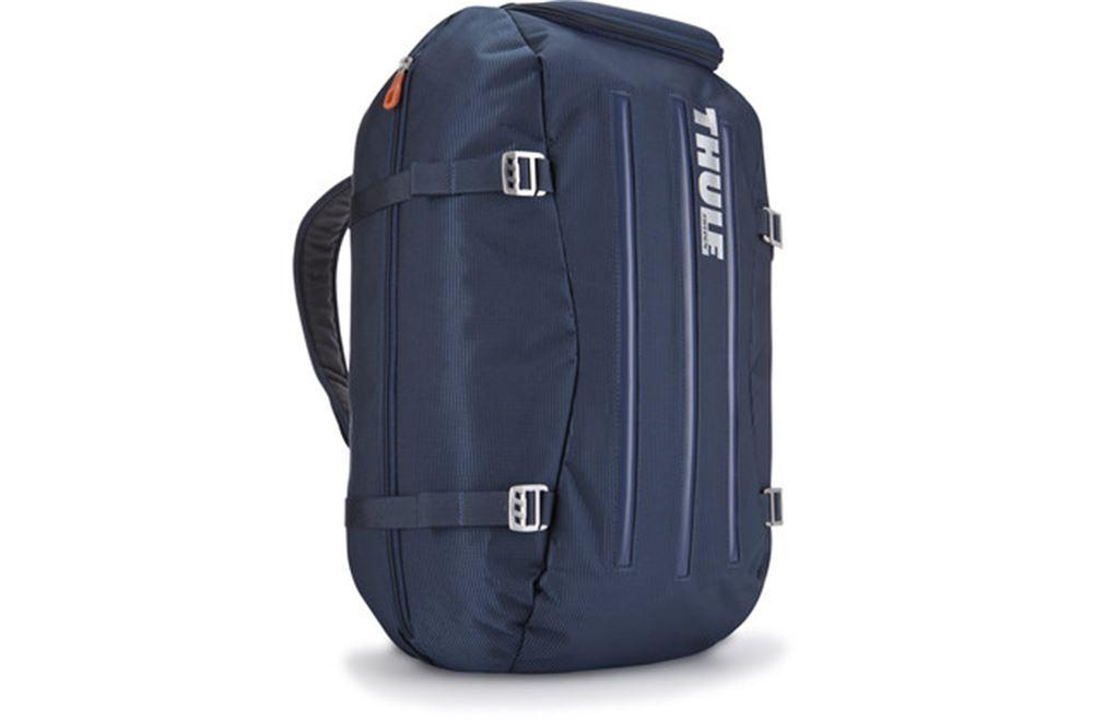 thule crossover duffel bag and backpack 40 liter. Black Bedroom Furniture Sets. Home Design Ideas