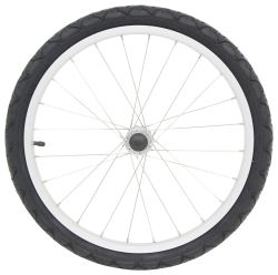 Replacement Rear Wheel for Thule Chariot Cheetah and Cougar Jogging and Walking Strollers