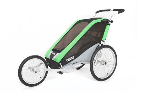 Thule Chariot Cheetah Jogging Stroller - Sport Series - 1 Child ...