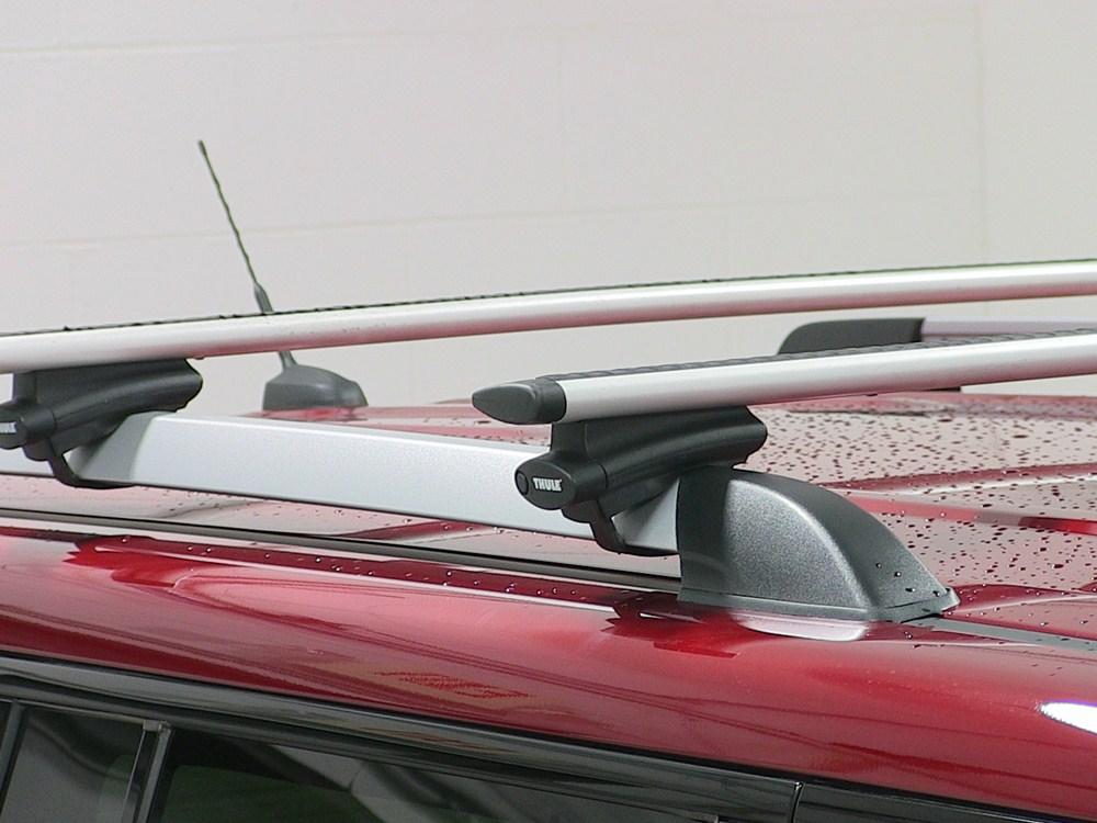 Thule Roof Rack For Ford Flex 2014 Etrailer Com