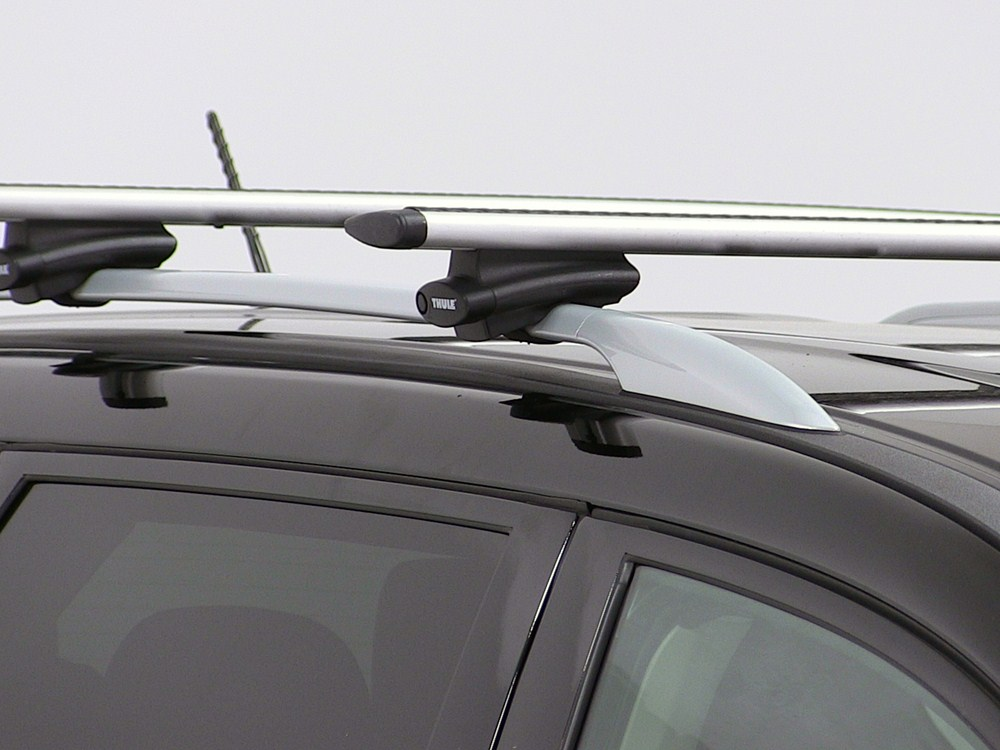 Thule Roof Rack For 2002 Pathfinder By Nissan Etrailer Com