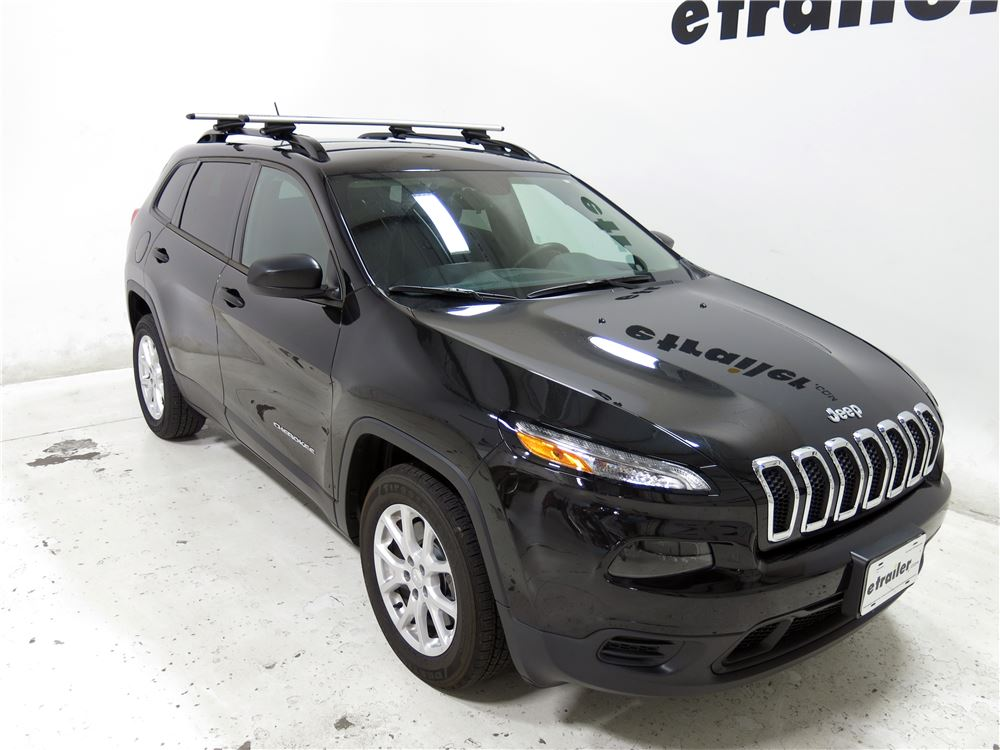 thule roof rack for 2016 jeep cherokee. Black Bedroom Furniture Sets. Home Design Ideas