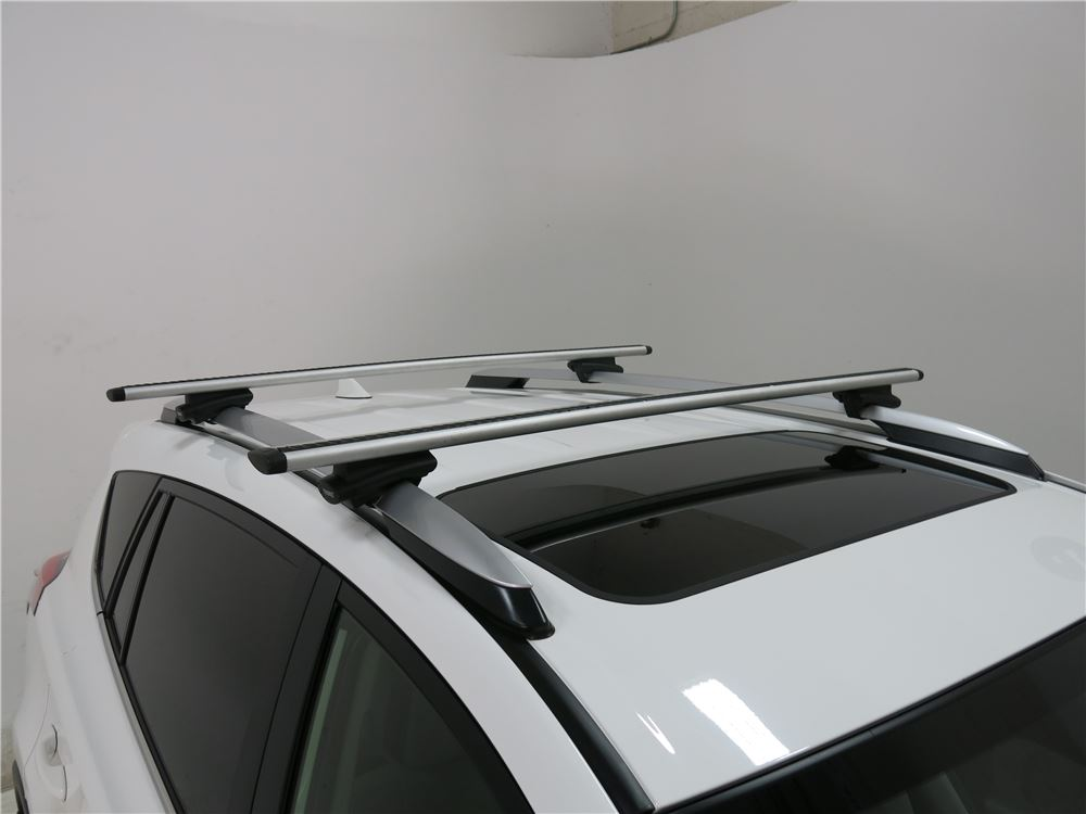 Thule Roof Rack For Toyota Rav4 2014 Etrailer Com