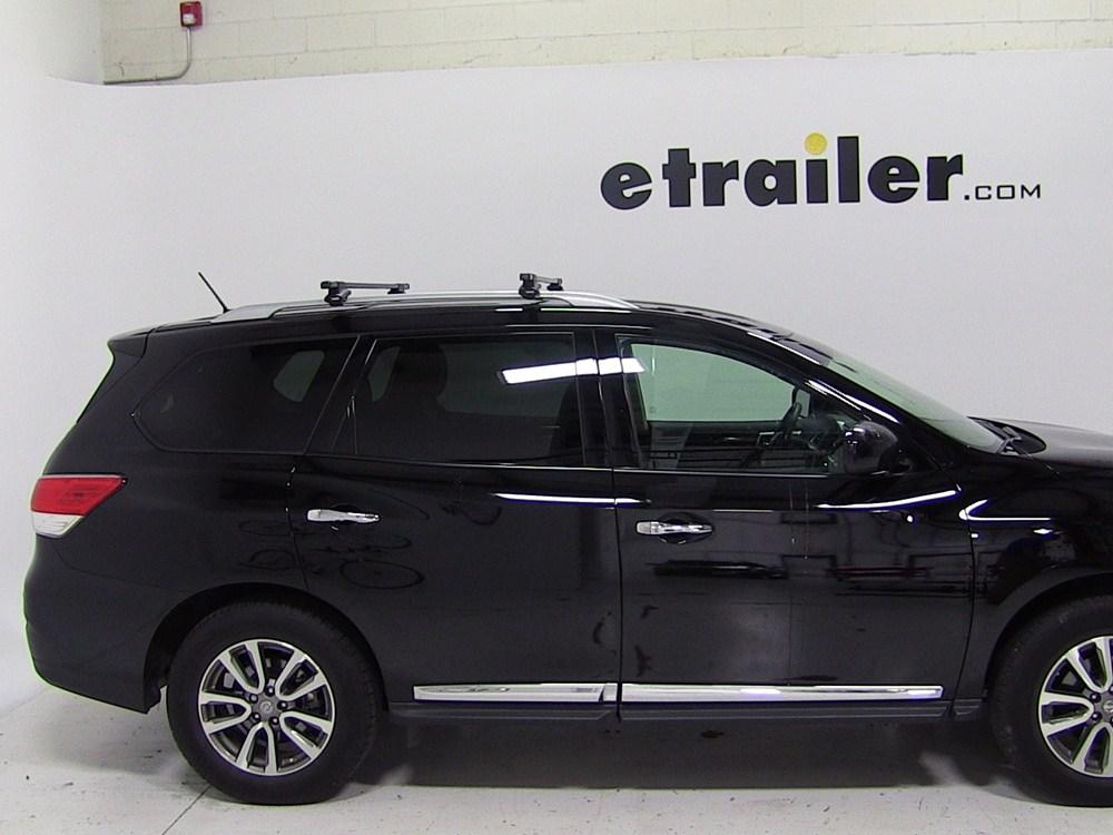 Thule Roof Rack For 2013 Nissan Pathfinder Etrailer Com