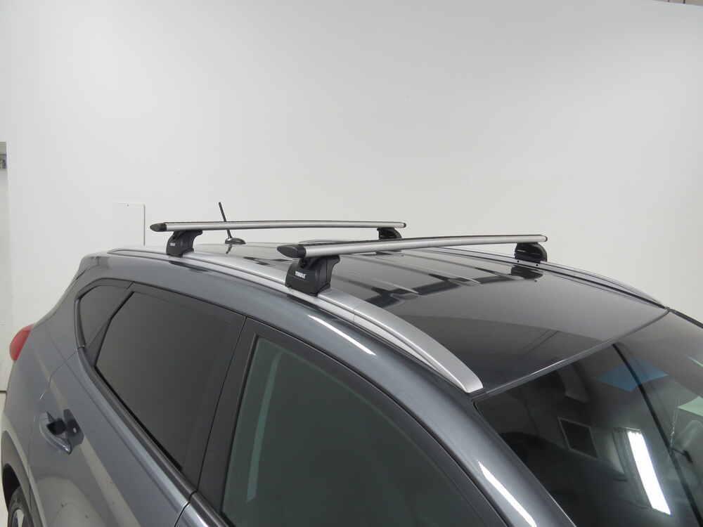 Thule Roof Rack For 2016 Hyundai Tucson Etrailer Com