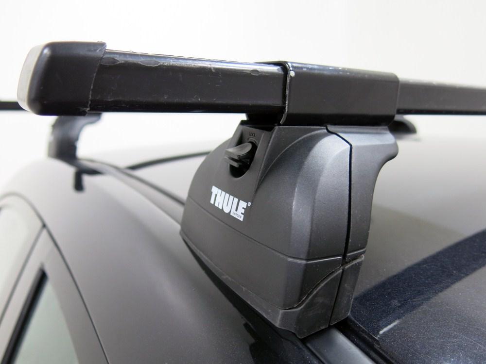 Thule Roof Rack For 2010 Subaru Impreza Etrailer Com