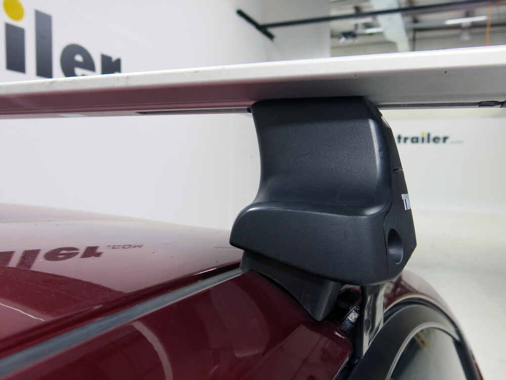 Thule Roof Rack For 2005 Prius By Toyota Etrailer Com