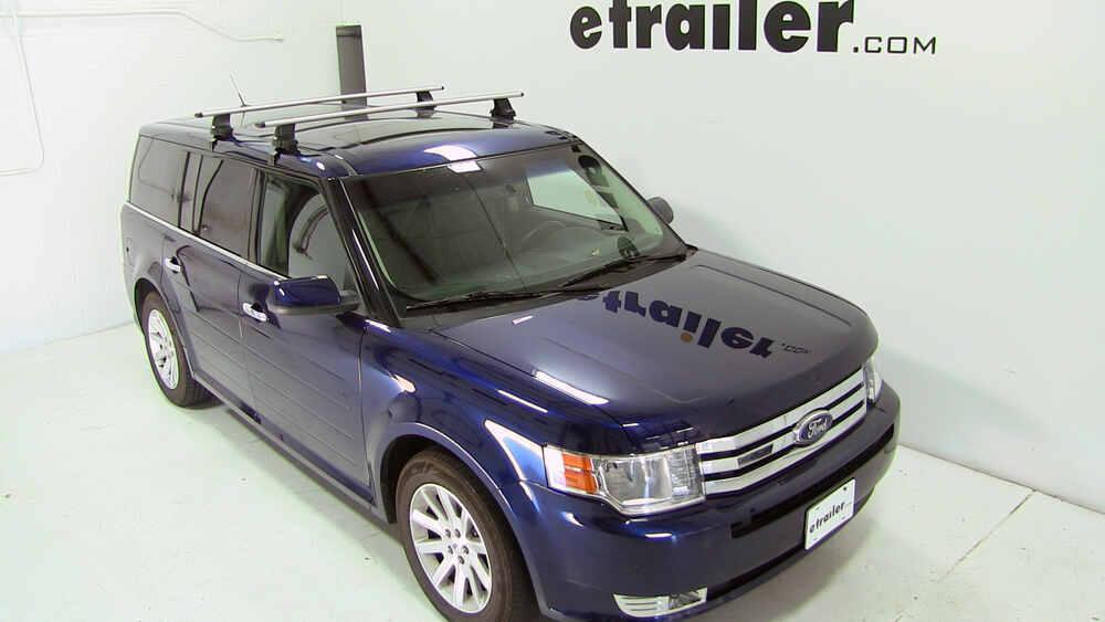 Thule Roof Rack For 2013 Ford Flex Etrailer Com